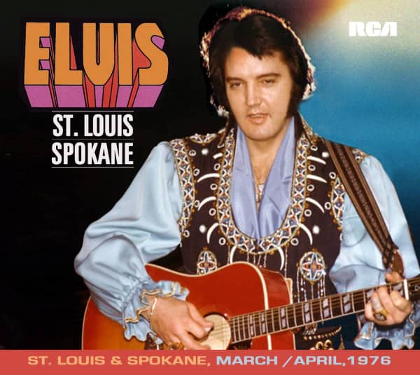 St. Louis & Spokane 1976 (2-CD)