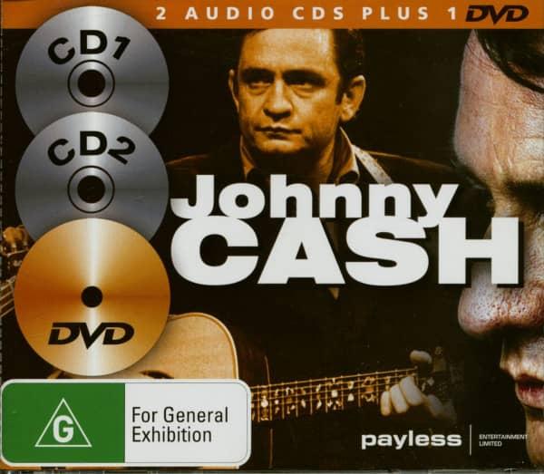 Johnny Cash (2-CD & DVD)