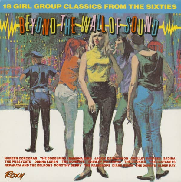 Beyond The Wall Of Sound - 18 Girl Group Classics From The 60s (LP)