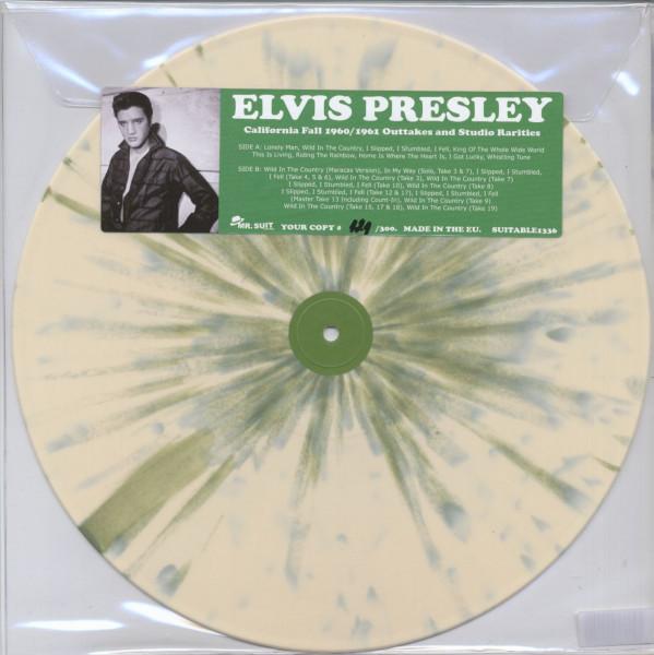California Fall 1960-1961 Outtakes & Studio Rarities (LP, Color Vinyl, Ltd.)