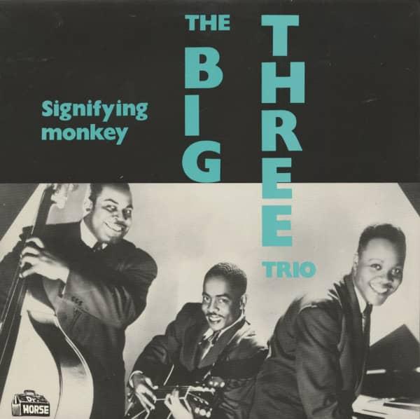 Signifying Monkey (LP)