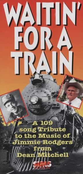 Waitin' For A Train (4-CD Longbox)
