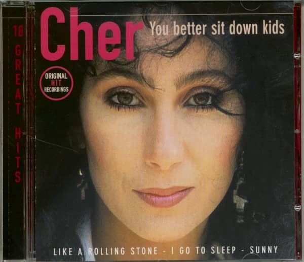 You Better Sit Down Kids (CD)