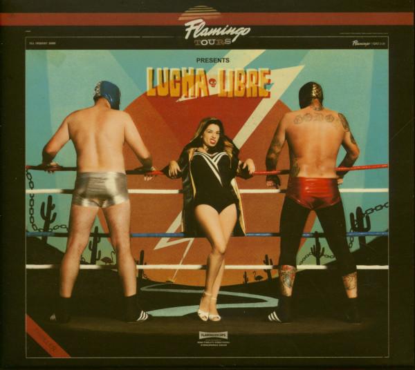 Lucha Libre (CD)