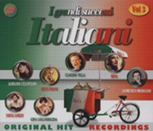 Vol.3, Italiani - I Grandi Successi (3-CD)