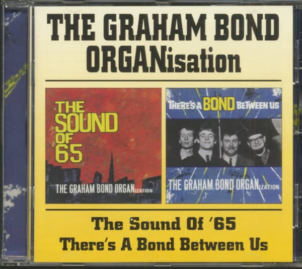 The Sound Of 65 - There's A Bond Between Us (CD)
