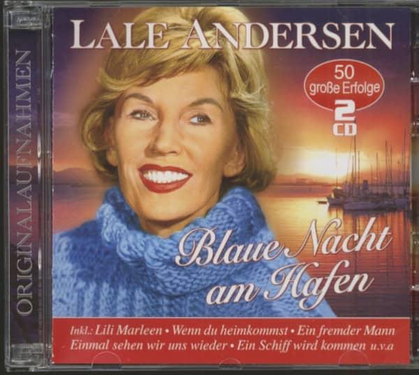 Blaue Nacht am Hafen - 50 große Erfolge (2-CD)