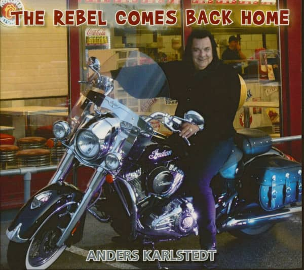 The Rebel Comes Back Home (CD)