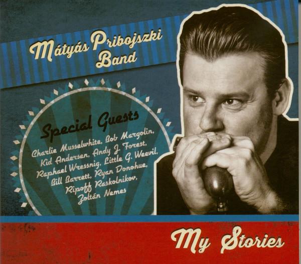 My Stories (CD)