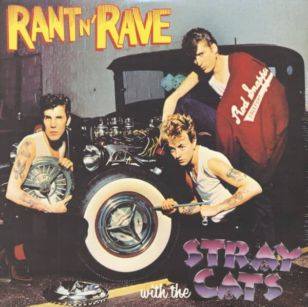 Rant N' Rave With The Stray Cats (US)