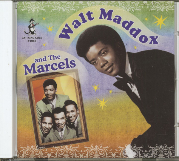 Walt Maddox And The Marcels...plus (CD)