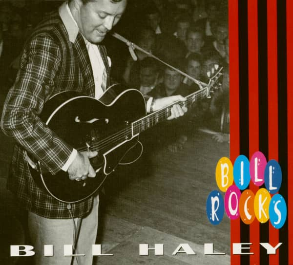 Bill Haley - Bill Rocks