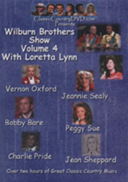 Vol.4, Wilburn Brothers Show (1966-72)