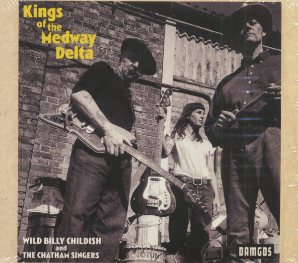 Kings Of The Medway Delta (CD)