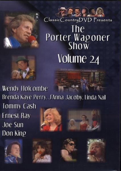 Vol.24, Porter Wagoner Show