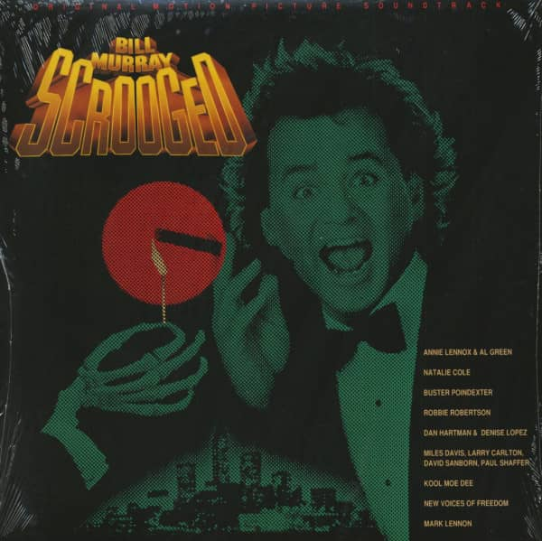 Scrooged - Original Motion Picture Soundtrack (LP)