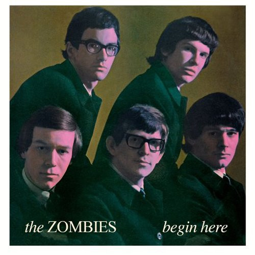 Zombies Lp Begin Here Bear Family Records
