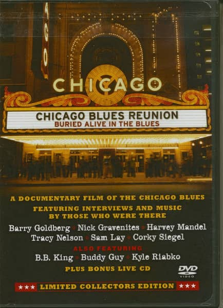 Buried Alive In The Blues (DVD & CD)