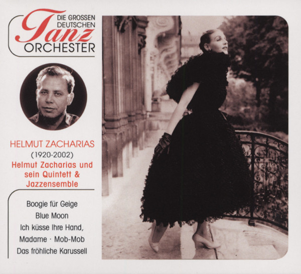 Die grossen deutschen Tanzorchester 1949-55