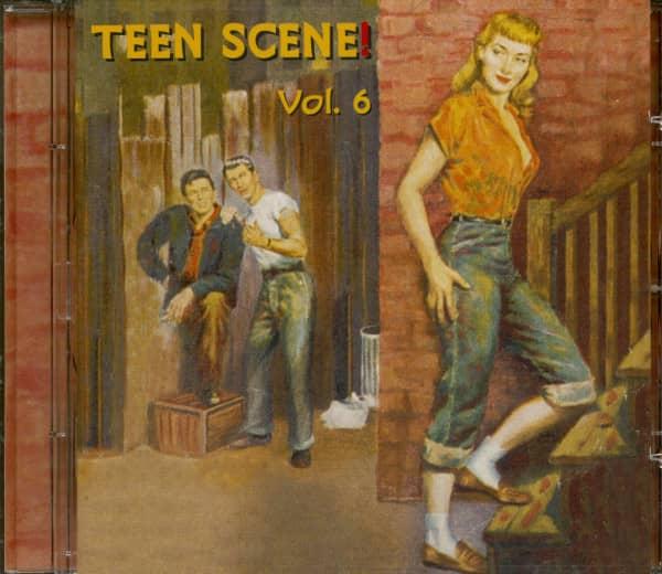 Vol.06, Teen Scene