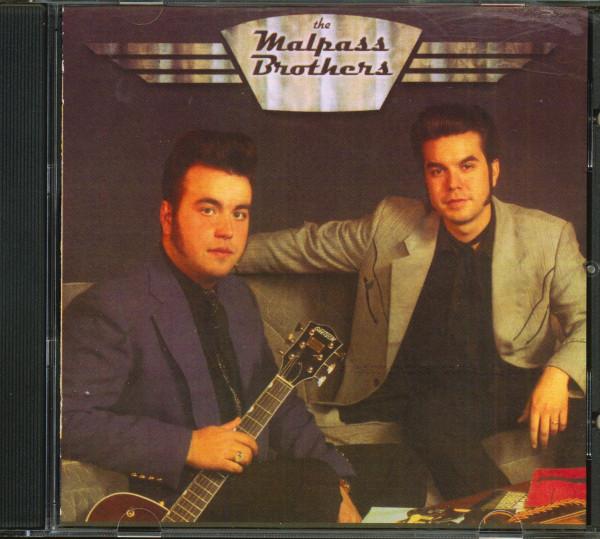 The Malpass Brothers (CD)