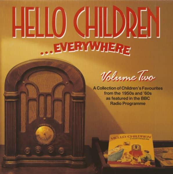 Hello Children...Everywhere Vol.2 (2-LP)