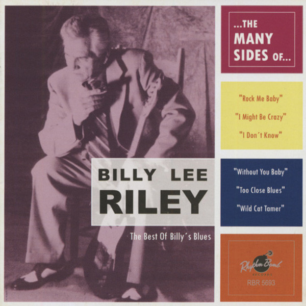 The Many Sides Of...(Best Of Billy's Blues)