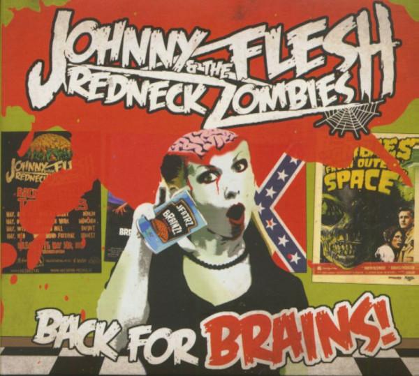 Back For Brains (CD)