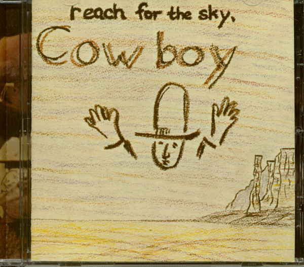Reach For The Sky (CD)