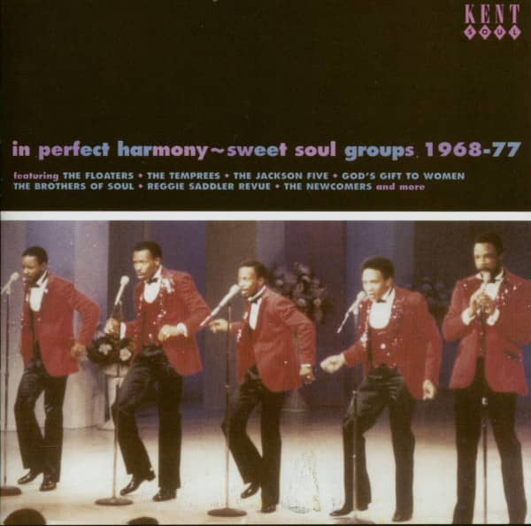 In Perfect Harmony - Sweet Soul Groups 1968-77 (CD)