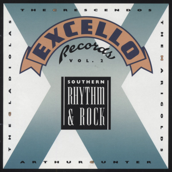 Southern Rhythm & Rock - The Best Of Excello Records Vol.2 (CD)