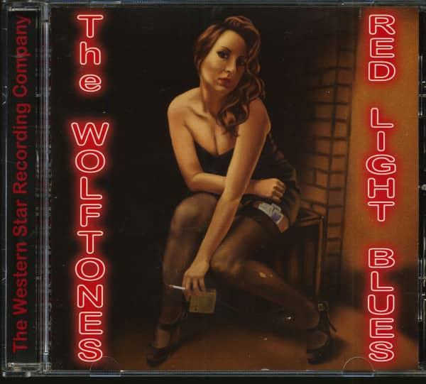 Red Light Blues (CD)