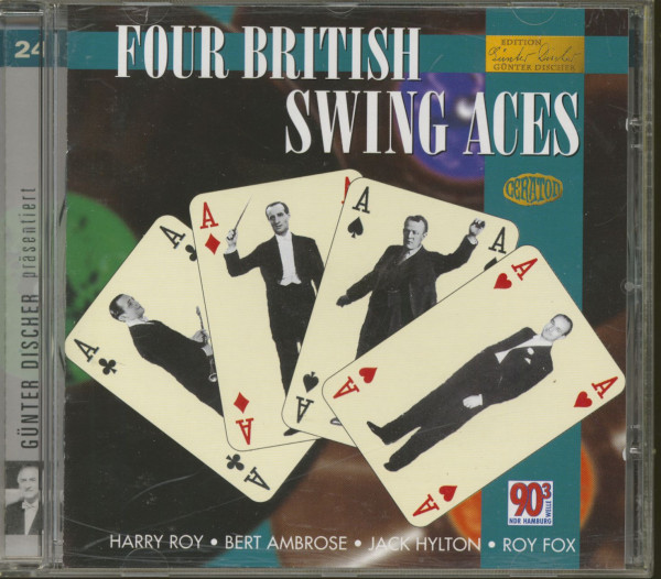 Four British Swing Aces (CD)