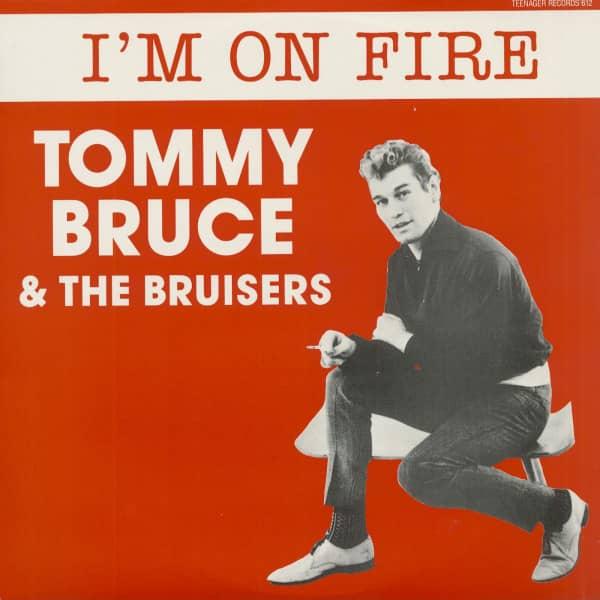 I'm On Fire (LP)