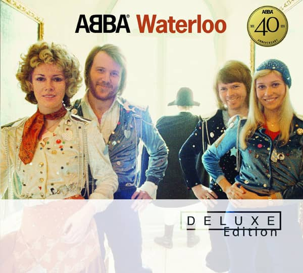 Waterloo - Deluxe Edition (CD&DVD)