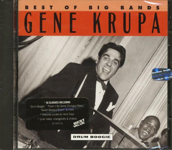 Drum Boogie - Best Of Big Bands (CD)