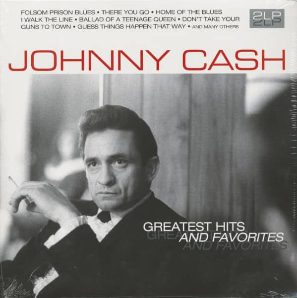Greatest Hits And Favorites (2-LP)