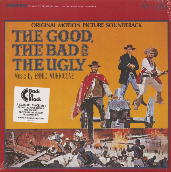 The Good The Bad And The Ugly - Original Motion Picture Soundtrack