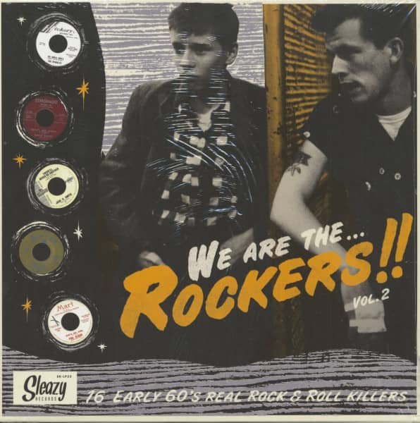 We Are The Rockers, Vol.2 (LP)