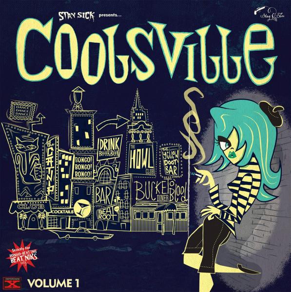 Coolsville Vol.1 (LP, 10inch)