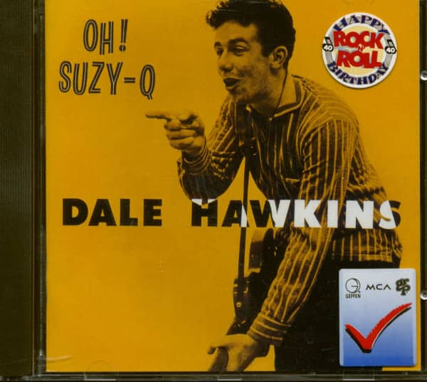 Oh! Suzie-Q (CD)