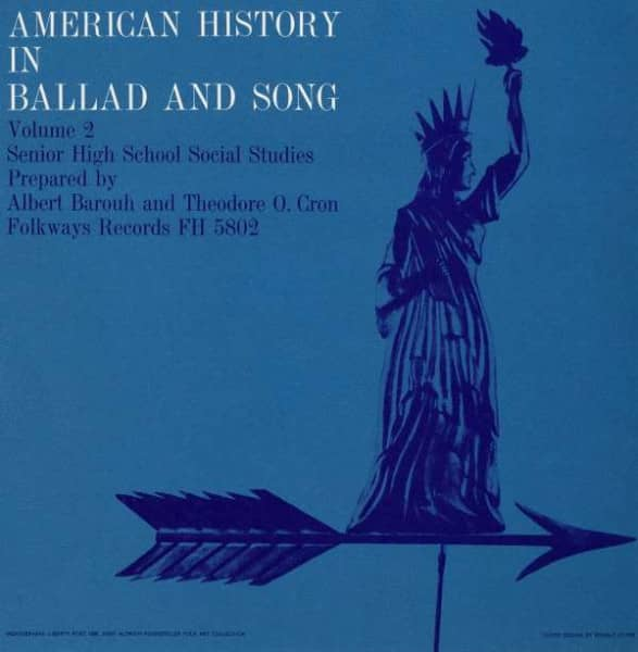 American History in Ballad and Song, Vol.2 (3-CD)