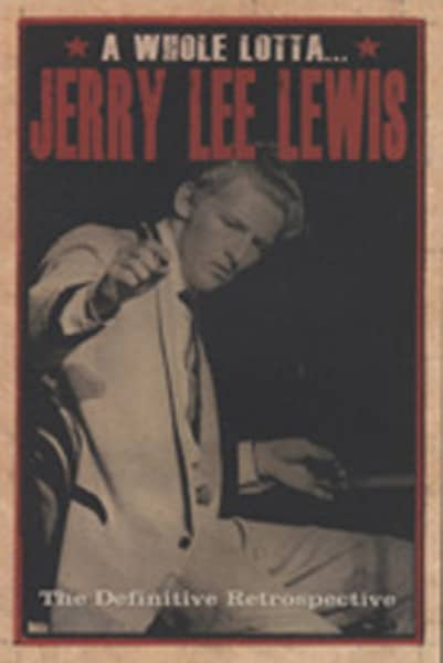 A Whole Lotta...Jerry Lee Lewis (4-CD)