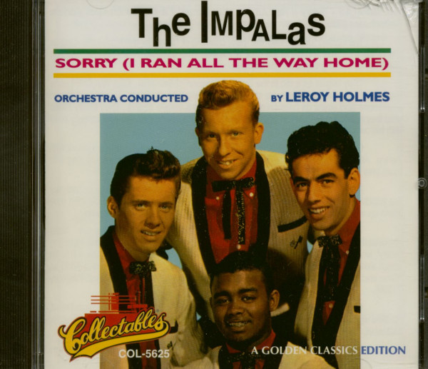 Sorry (I Ran All The Way Home) (CD)
