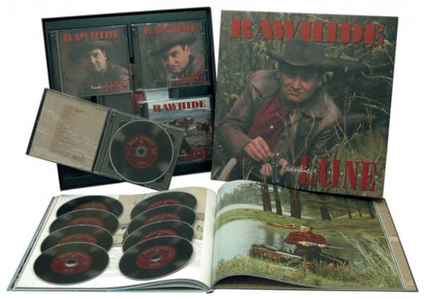 Rawhide (9-CD)