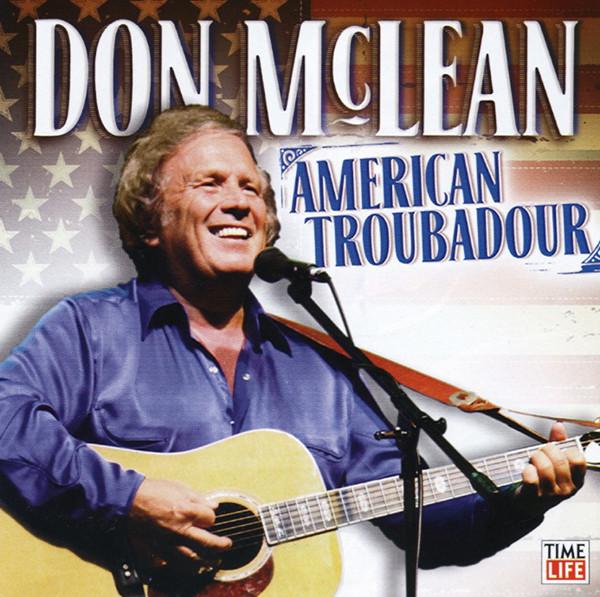 American Troubador (2-CD)