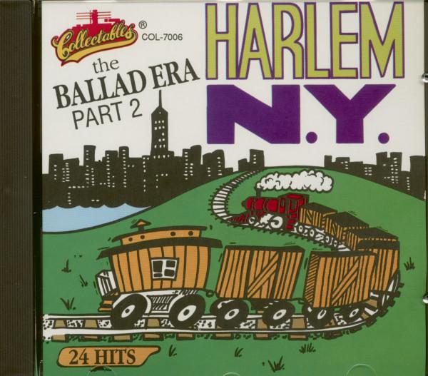 Harlem New York - The Ballad Era Vol.2 (CD)