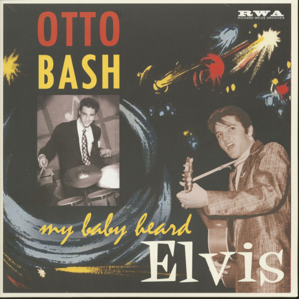 My Baby Heard Elvis (LP, 10inch)