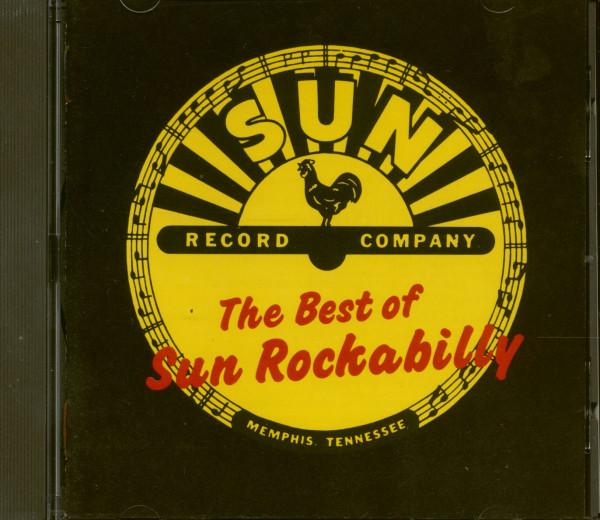 The Best of Sun Rockabilly (CD)