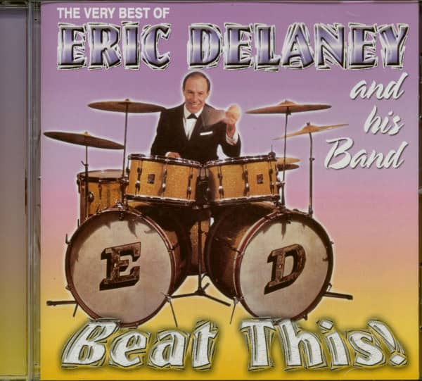Very Best Of Eric Delaney And His Band (CD)